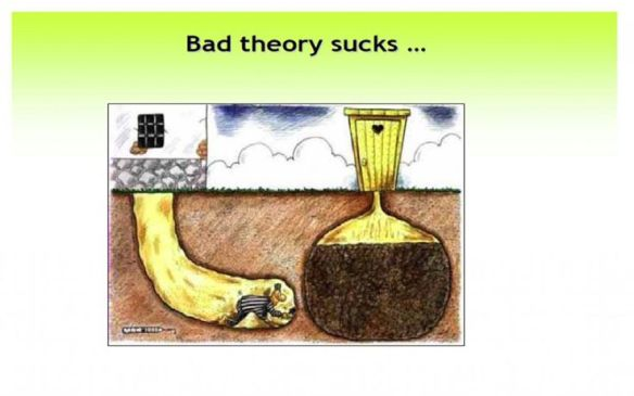 Bad theory sucks